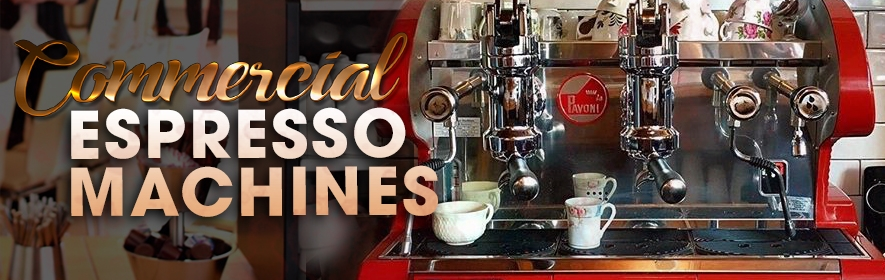 Quality Professional Amp Commercial Espresso Machines 1st