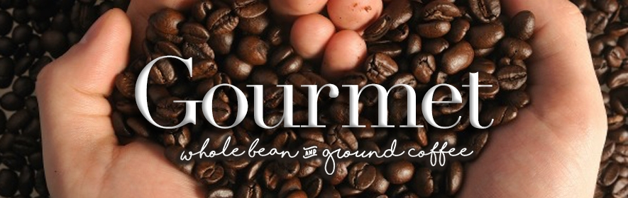 Gourmet Coffee Beans & Ground