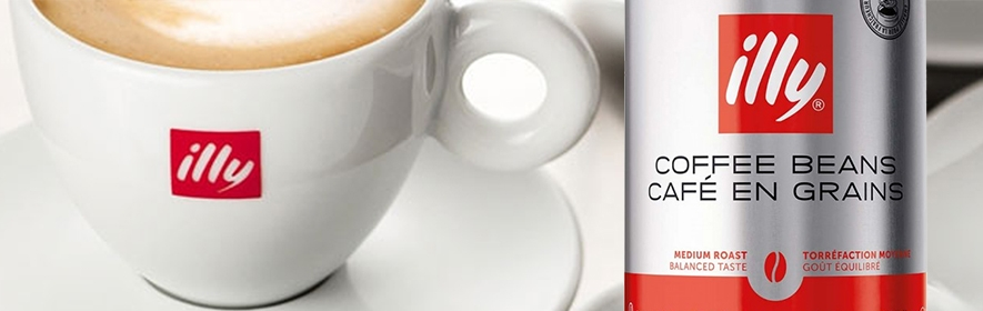 Illy Coffee & Accessories