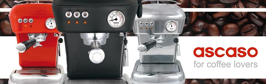 Ascaso Espresso Machines & Grinders