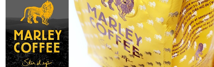 Marley Coffee Beans
