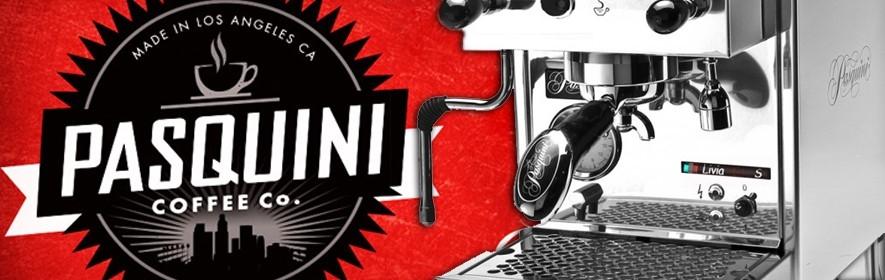 Pasquini Espresso Machines, Grinders & Accessories