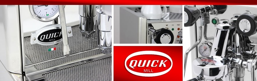 Quick Mill Espresso Machines