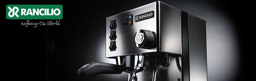 Rancilio Grind & Brew Machines & Accessories