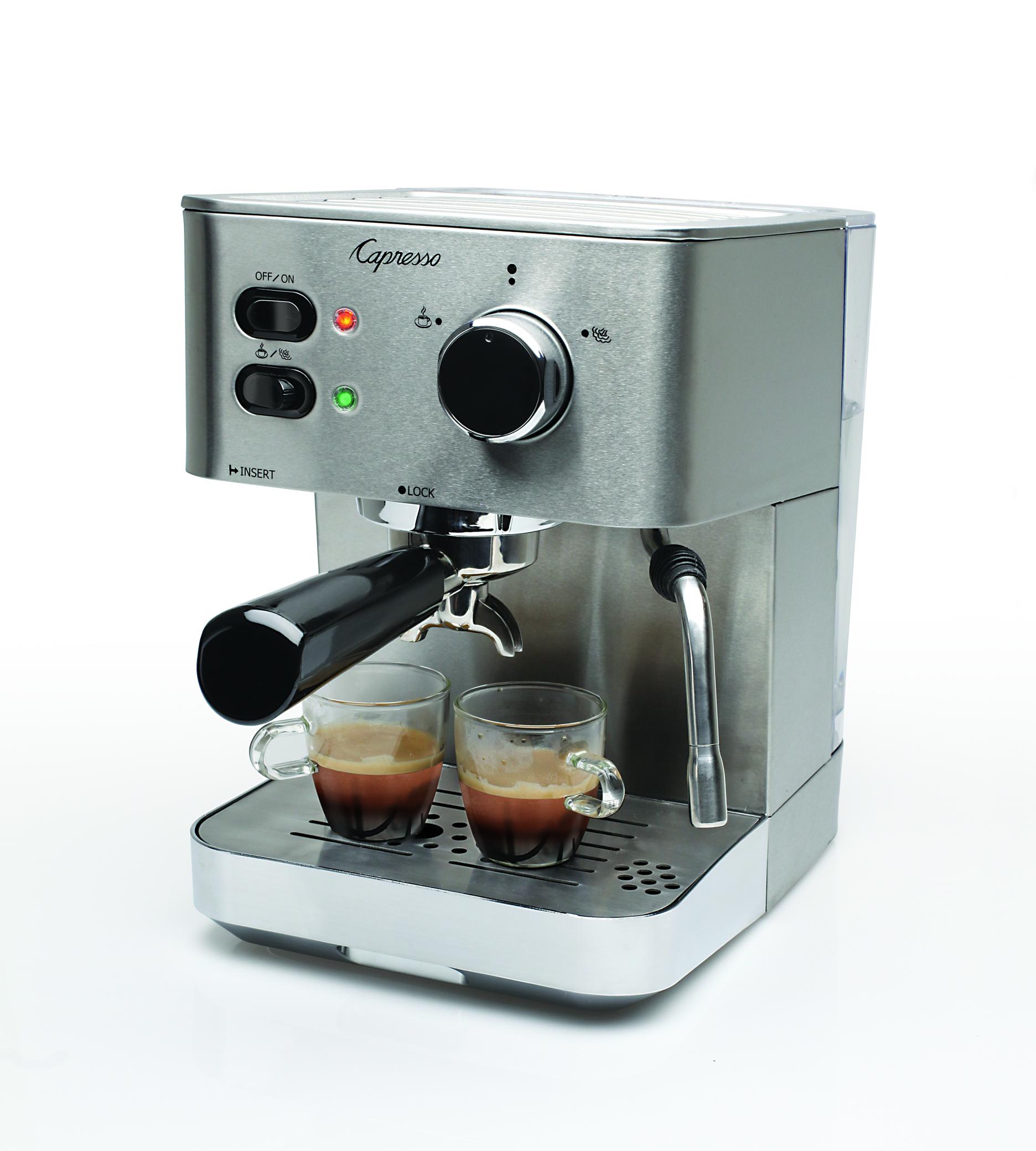 Capresso Ec Pro Capresso Espresso Maker 1st In Coffee