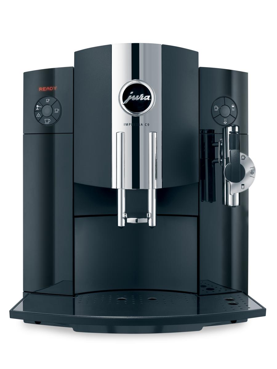 jura impressa c9 one touch jura c9 coffee machine 1st. Black Bedroom Furniture Sets. Home Design Ideas