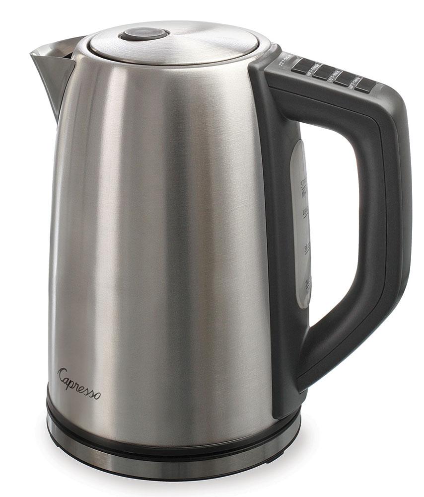 Capresso H20 Steel Plus Water Kettle