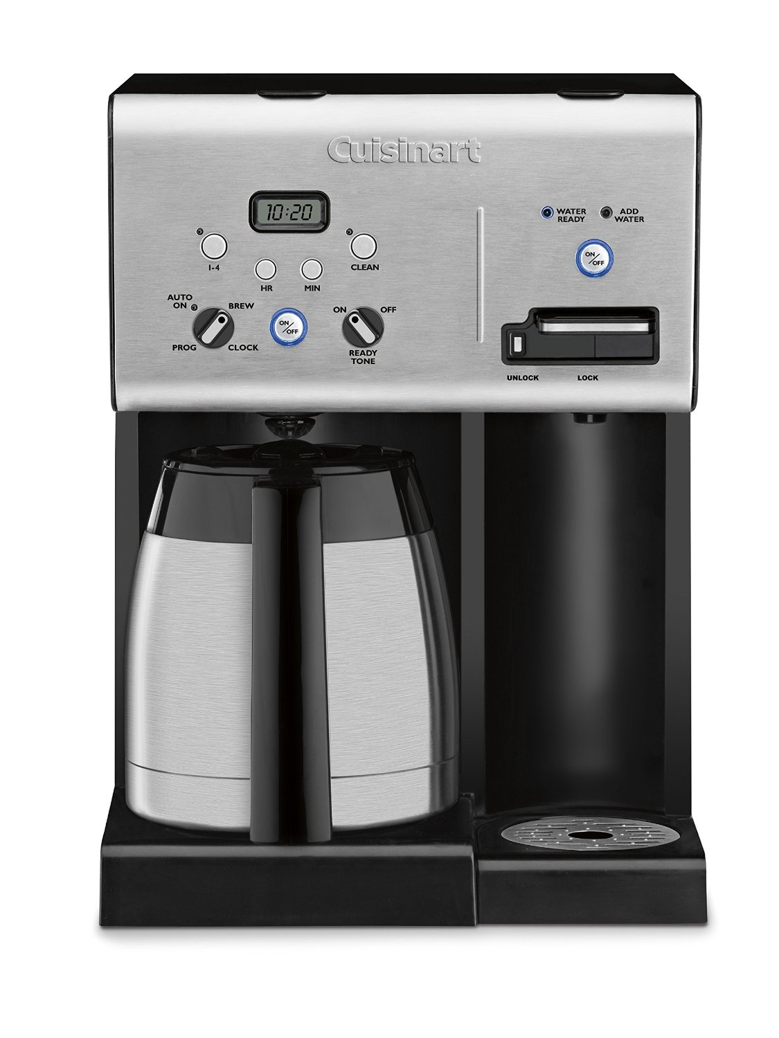 chw 14 Cuisinart  Cup Coffee Maker With Hot Water System