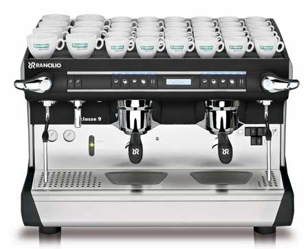 Rancilio Classe 9 USB Commercial Espresso Machine