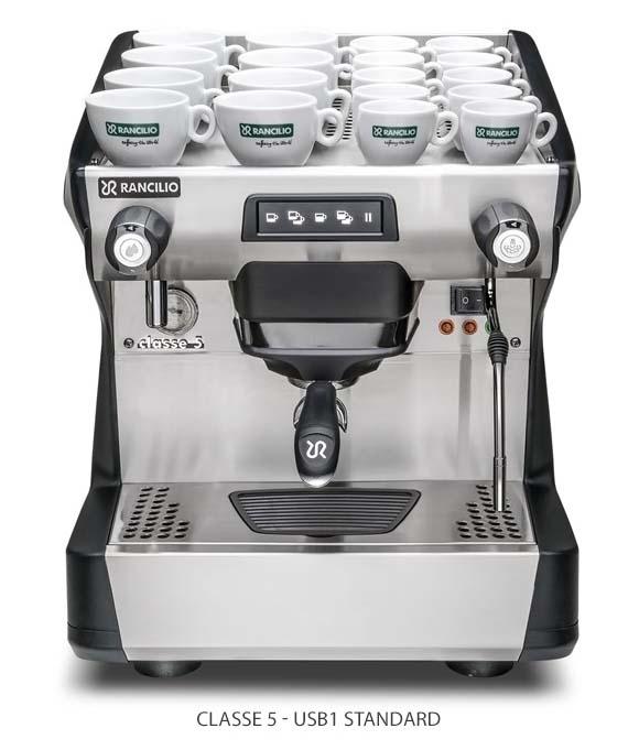 Rancilio Classe 5 USB1 Commercial Espresso Machine