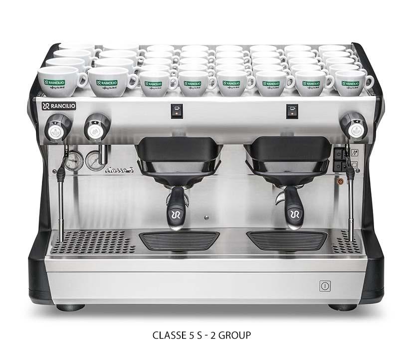 Rancilio Classe 5 S Commercial Espresso Machine
