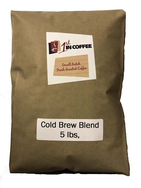 Cold Brew Blend 5 Pounds