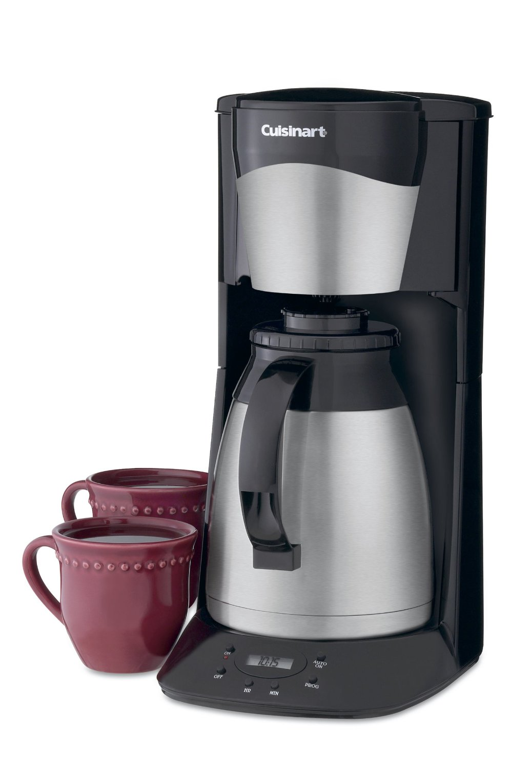cuisinart dtc 975bkn 12 cup programmable thermal carafe coffee maker. Black Bedroom Furniture Sets. Home Design Ideas