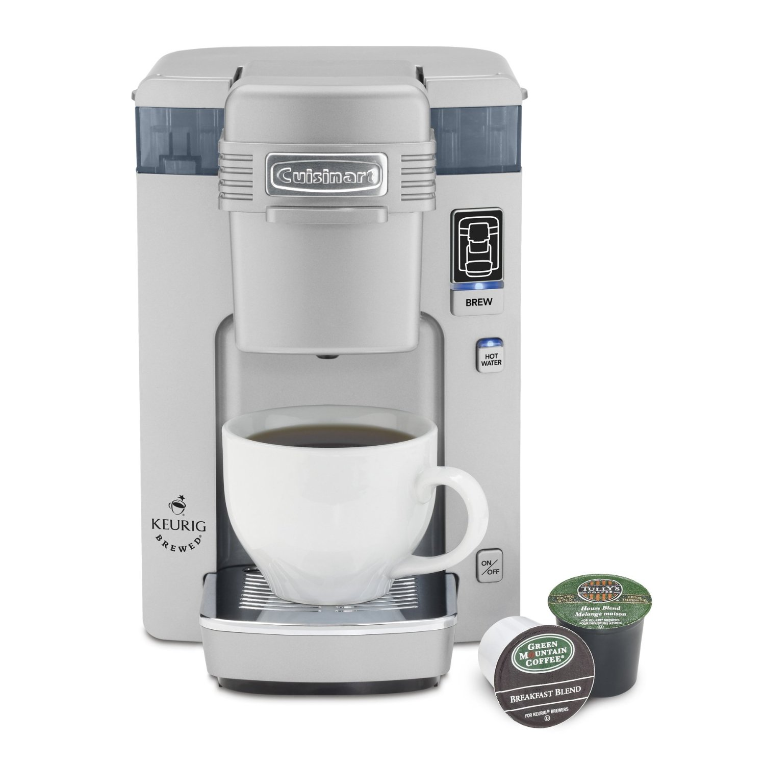 Cuisinart Ss 300 Compact Single Serve Coffee Maker Use With K Cups
