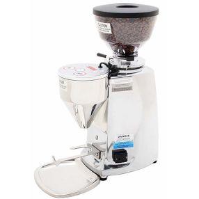 Mazzer Mini Electronic Espresso Grinder Polished