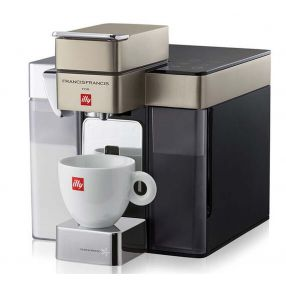 Francis Francis for Illy Y5 Milk