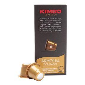 Kimbo Armonia 10 Nespresso Compatible Capsules