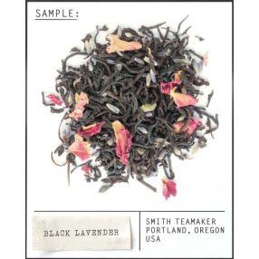 Smith Tea Black Lavender