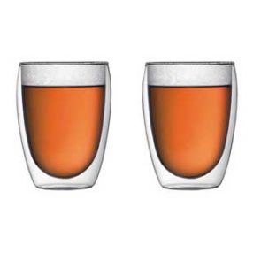 Bodum Pavina Double Wall 12 oz Set of 2