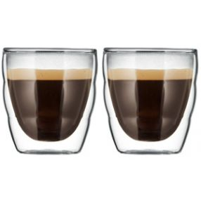 Bodum Pilatus Espresso Cups Set of 2