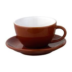 Cappuccino Cafe Cups Set of 6