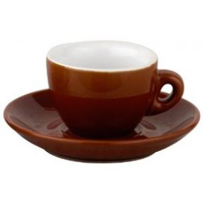 Espresso Cafe Cups Set of 6