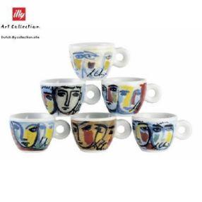 Sandro Chia 1994 Set of 6 Espresso Cups