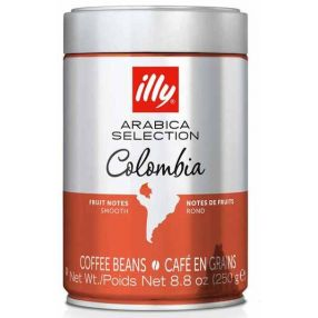 Illy Colombia - Single Origin Whole Bean Coffee