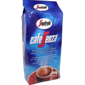 Segafredo Cafe Senza Whole Bean Decaf