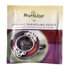 Mighty Leaf Organic Darjeeling Estate - 100 foil pouches