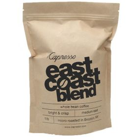 Capresso Whole Bean Coffee 1 lb East Coast