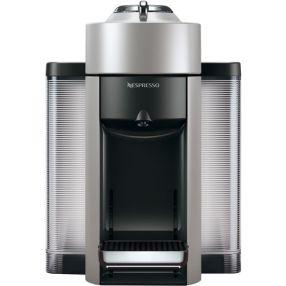 Nespresso Evoluo by Delonghi Coffee and Espresso Machine Silver