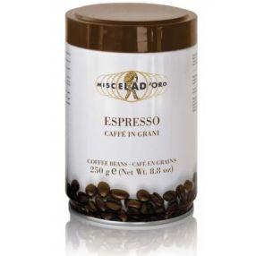 Miscela d'Oro Espresso Beans - 8.8 oz. can