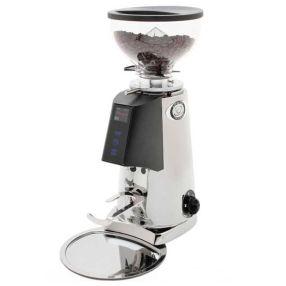 Fiorenzato F4E Nano Electronic Espresso Grinder Grey