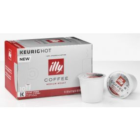 Illy K-Cups Medium Roast