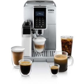 Dinamica with LatteCrema System and LCD Display
