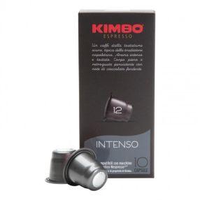 Kimbo Intenso 10 Nespresso Compatible Capsules
