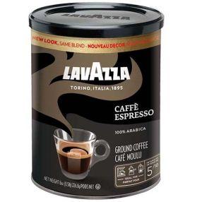 Lavazza Caffe' Espresso 8 oz Can