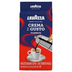 Lavazza Crema E Gusto 8.8 oz. Bricks