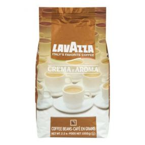 Lavazza Crema e Aroma Whole Bean  2.2 lbs per bag