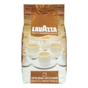 Lavazza Crema e Aroma Whole Bean  2.2 lbs per bag