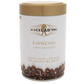 Miscela d'Oro Ground Espresso Coffee - 8.8 oz. can