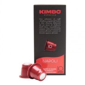 Kimbo Napoli 10 Nespresso Compatible Capsules
