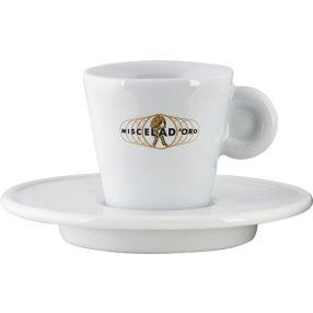 Miscela d'Oro Espresso Cups Set of 6