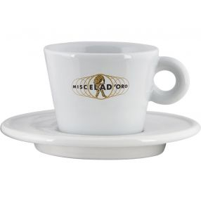 Miscela d'Oro Latte Cups Set of 6