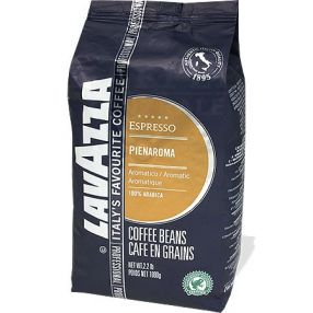 Lavazza Pienaroma Whole Bean - 2.2 lbs per bag