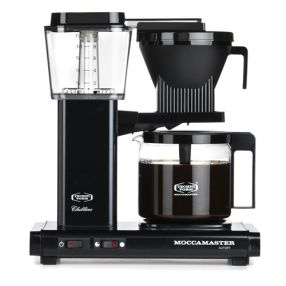 Technivorm KBG741 Coffee Maker in Black