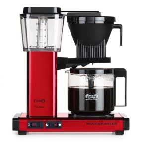Technivorm KBG741 Coffee Maker in Red