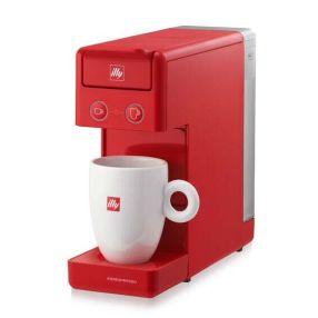 Illy Y3.3 Espresso & Coffee Red