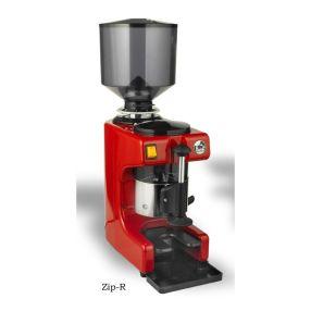 La Pavoni Zip Commercial Espresso Grinder Red